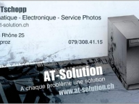 Carte de visite d'AT-Solution
